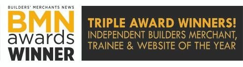 Builders Merchant Awards winner